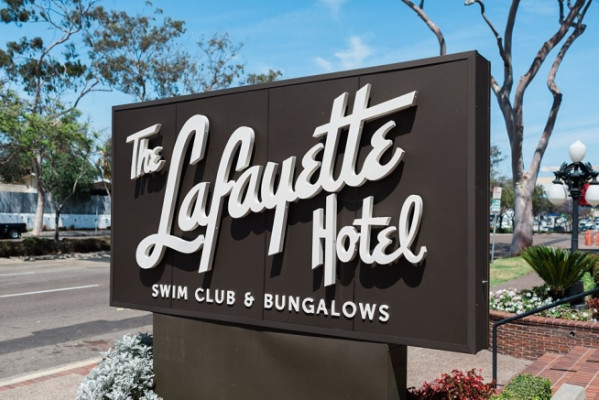 The Lafayette Hotel Swim Club & Bungalows