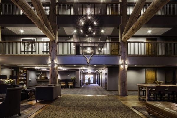 Teton Mountain Lodge