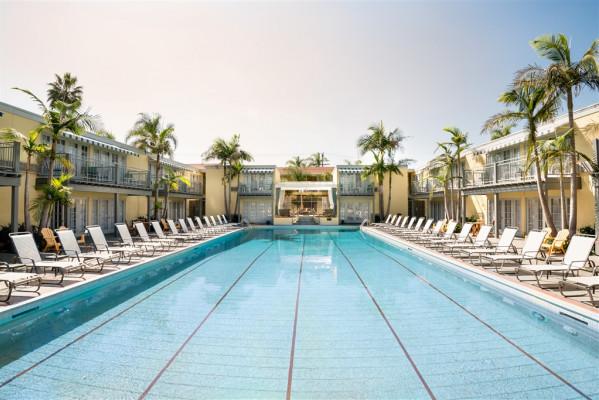 The Lafayette Hotel Swim Club & Bungalows