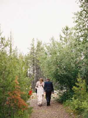 Glacier Park Weddings at Great Northern Resort