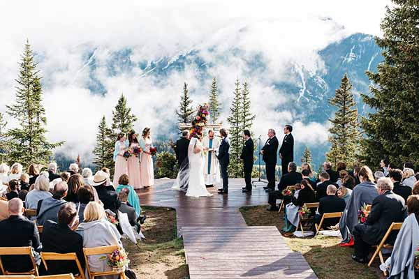The little nell aspen colorado venue report for Best colorado wedding venues