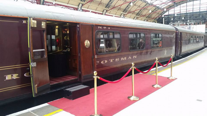 Belmond Royal Scotsman Edinburgh Scotland United
