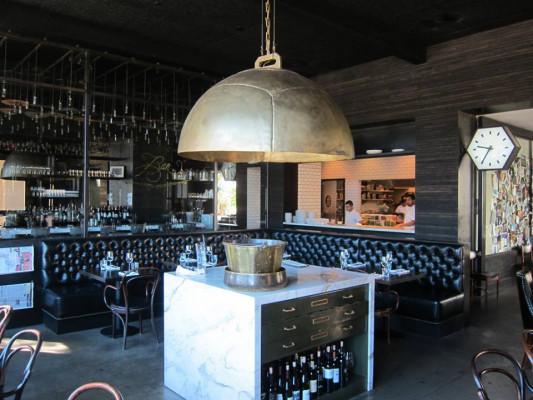 Redd Wood Restaurant