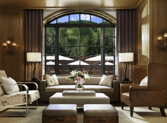 The St. Regis Aspen Resort