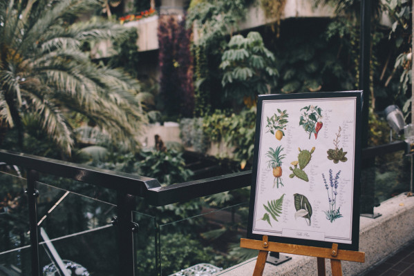 Barbican Conservatory London United Kingdom Venue Report