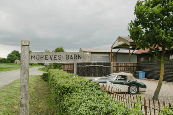 Moreves barn