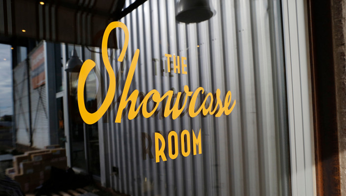 The Showcase Room