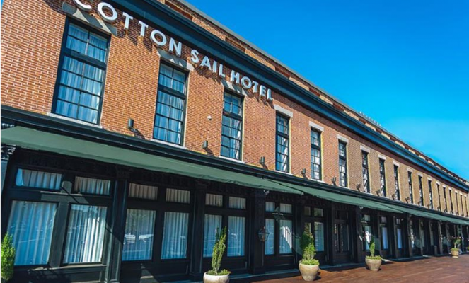 Cotton Sail Hotel