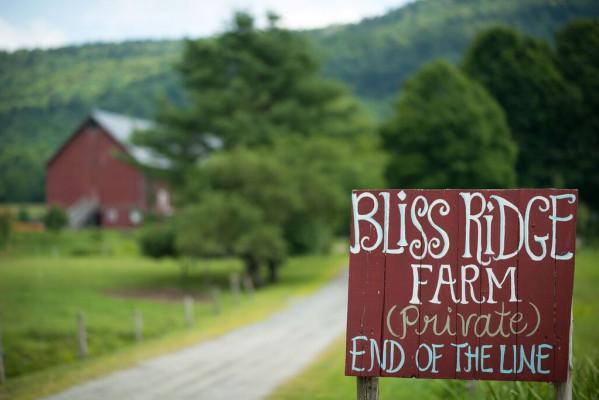 Bliss Ridge Farm