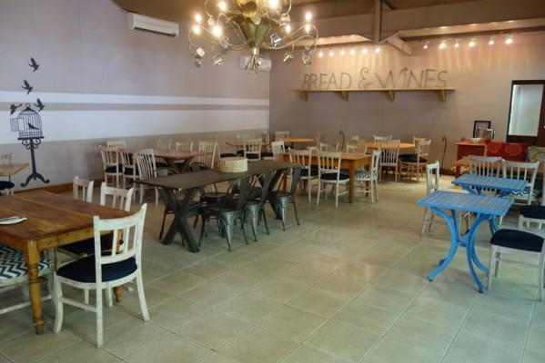 Bread & Wines Restaurant