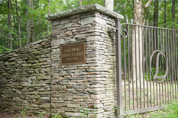 Historic Watres Lodge at Lacawac Sanctuary