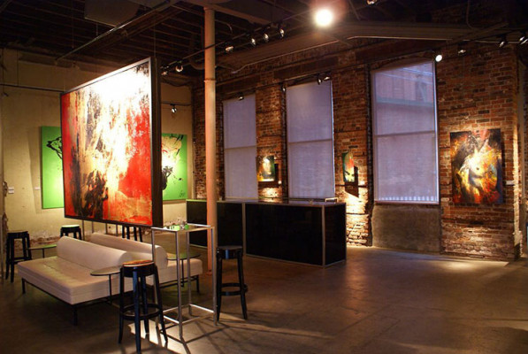 Thompson Landry Gallery - Cooperage Space