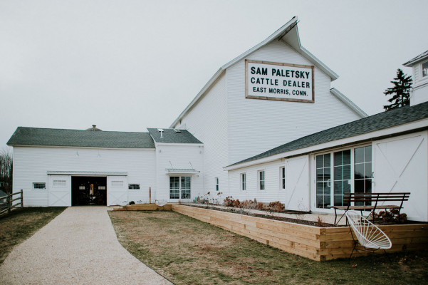 The White Barn @ South Farms