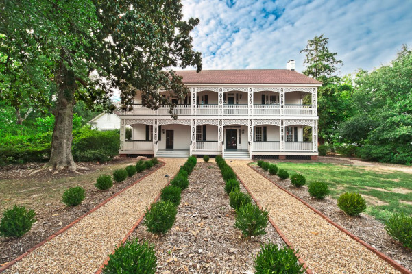 Historic Rock Hill & the White Home