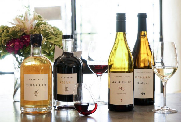 Margerum Wine Company - Santa Barbara Tasting Room + Patio