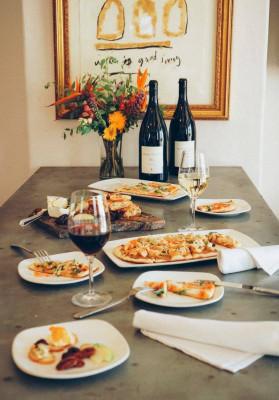 Margerum Wine Company - Santa Barbara Tasting Room + Patio