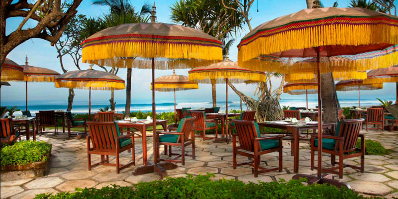 The Oberoi Beach Resort, Bali