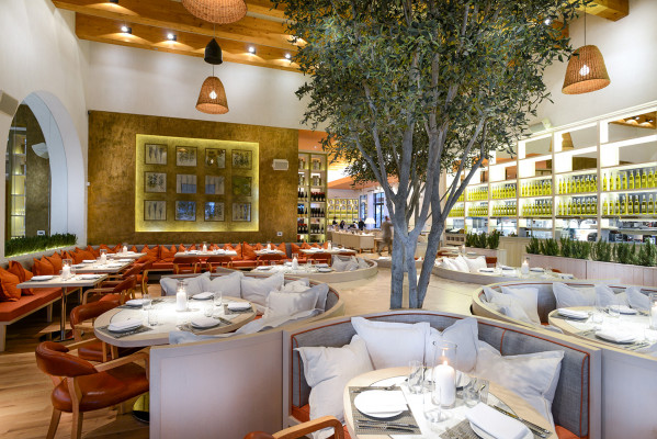 FIG & OLIVE NEWPORT BEACH