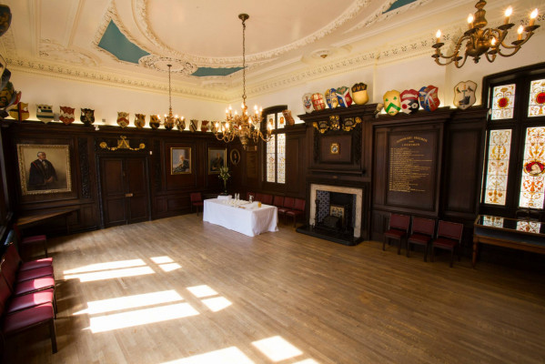 Stationers' Hall and Garden