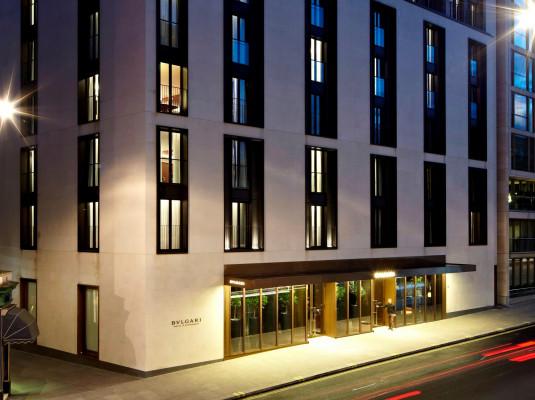 Bulgari Hotel, London