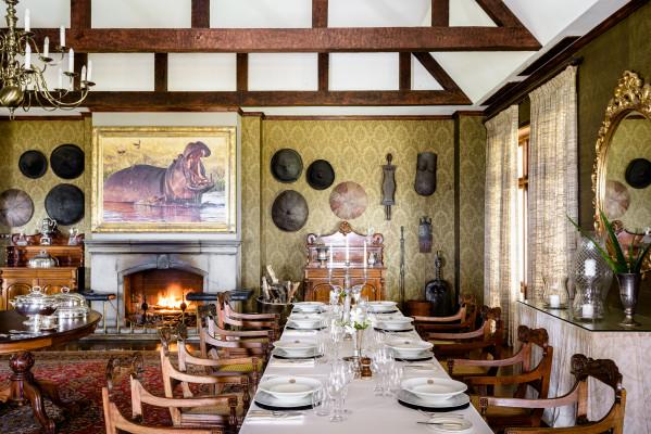 Singita Sasakwa Lodge