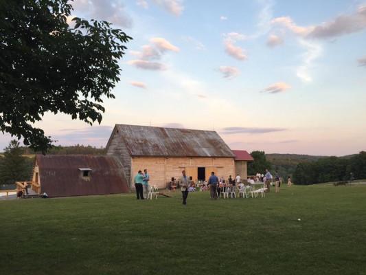 The Barn on Hubbard