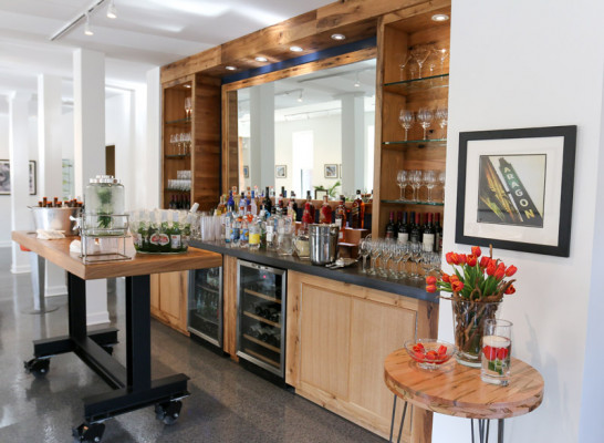 The Showroom on Hubbard