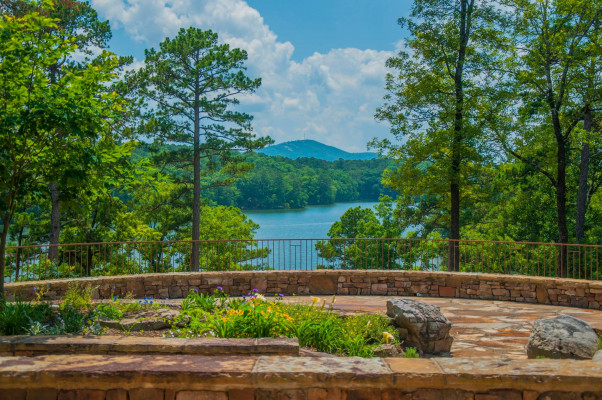 Garvan Woodland Gardens Hot Springs Arkansas Venue Report