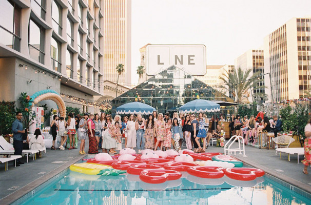 The Line Hotel the line hotel | los angeles, california - venue report