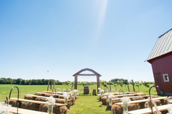 Vineyard at Porter Central Sunbury Ohio Venue Report