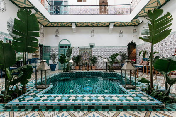 Riad be marrakech marrakech marrakech tensift al haouz morocco venue re - Photo riad marrakech ...