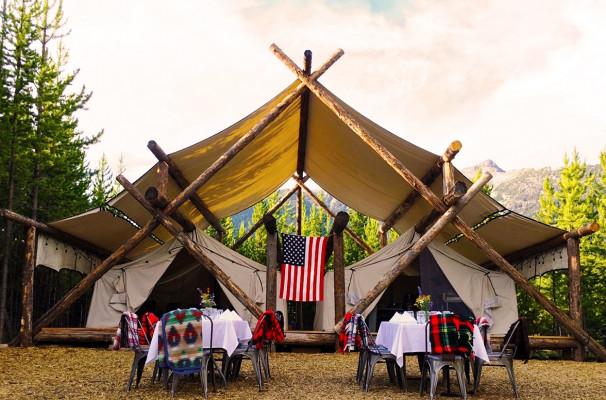Collective Yellowstone, a Retreat at Moonlight Basin
