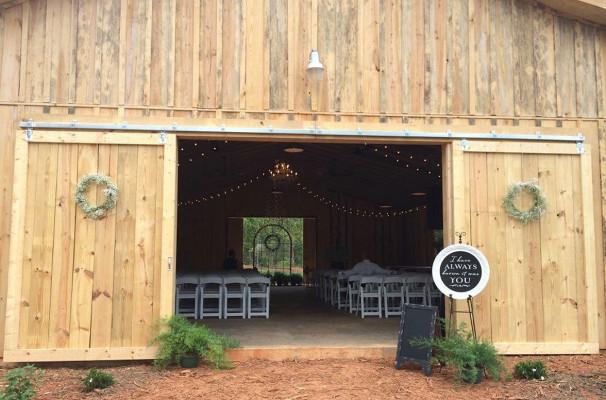 Pleasant Union Farm Canton Georgia United States Venue Report