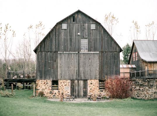 The Enchanted Barn