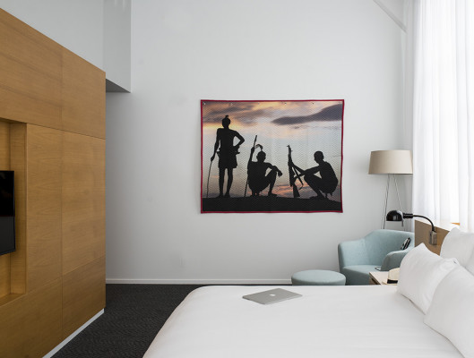 21c Museum Hotel Oklahoma City