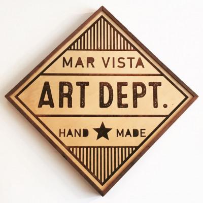 Mar Vista Art Dept