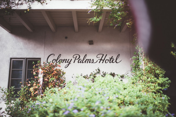 Colony Palms Hotel