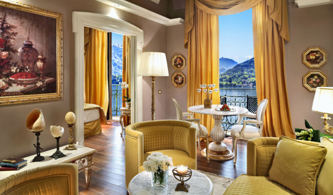 Grand Hotel Tremezzo, Lake Como