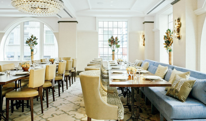 The benjamin hotel new york new york venue report for National dining rooms