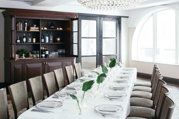 The National Bar Dining Rooms New York Venue Report