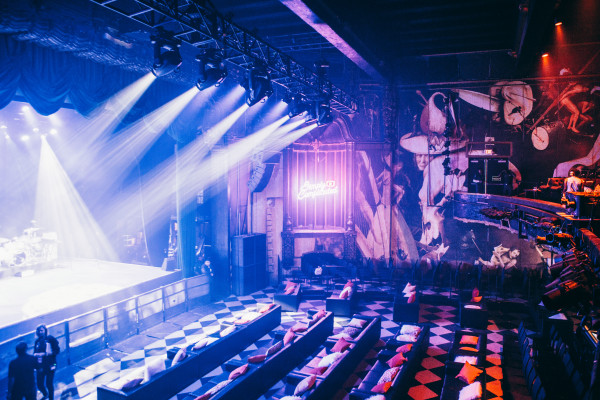 The Fonda Theatre