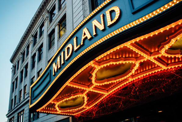 Arvest Bank Theatre at The Midland | Power and Light District