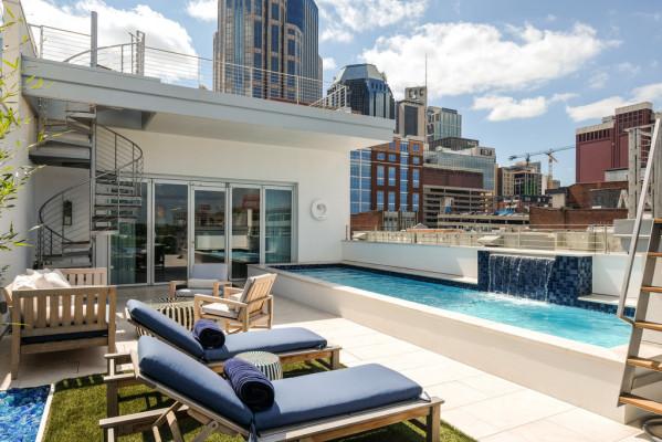 Nashville Riverfront Lofts