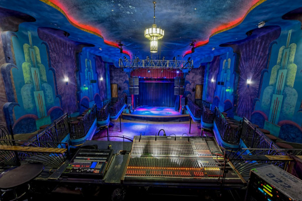 The Gothic Theatre
