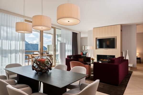 Burgenstock Hotel & Alpine Spa