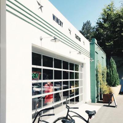 tank garage winery - Tank Garage Winery