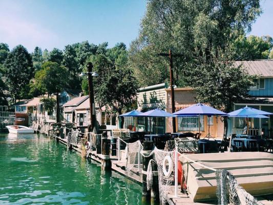 Universal Studios Lot - Backlot