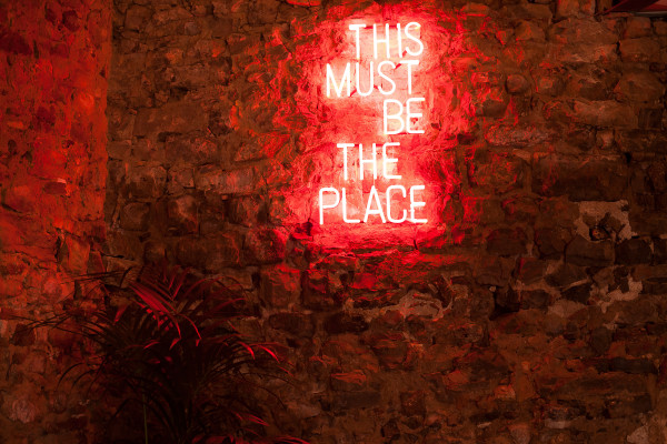 This Must Be The Place / Mas Casamitjana
