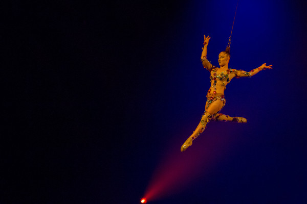 Cirque du Soleil VOLTA – Washington, D.C.