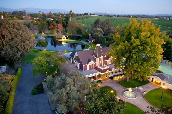 Grand Tradition Estate And Gardens Fallbrook California Venue Report